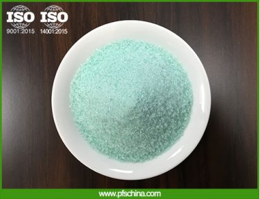 Ferrous sulfate heptahydrate Food Grade